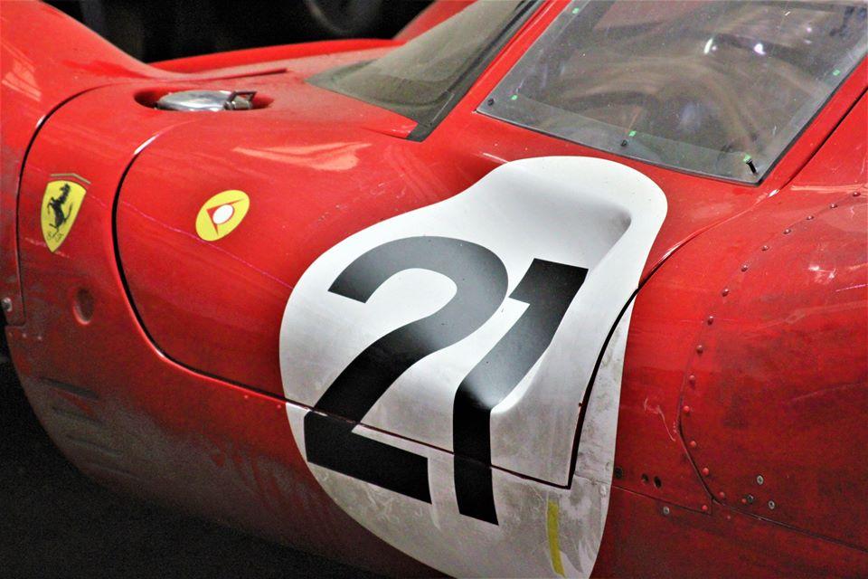 Ford v Ferrari prop car