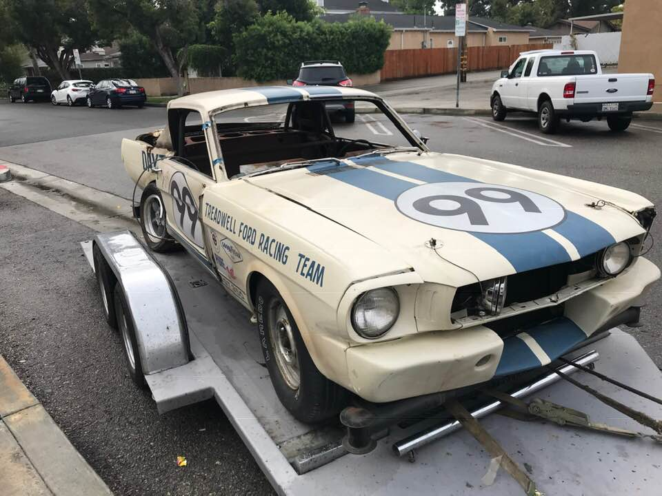 Trove Of Ford V Ferrari Movie Cars Found In Southern California Hagerty Media