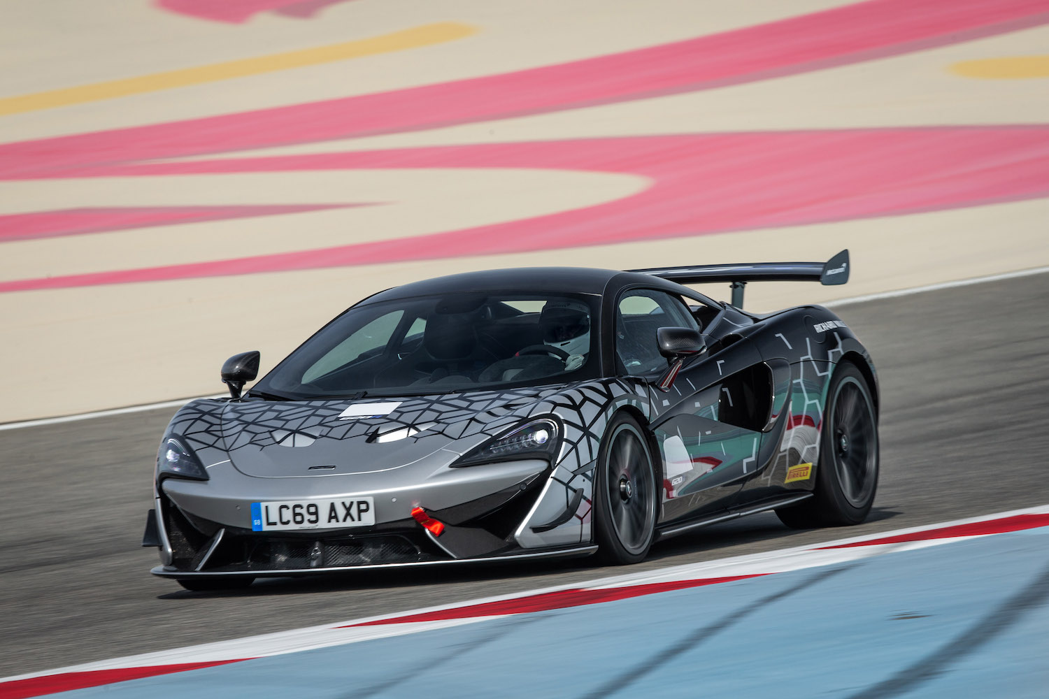 The McLaren 620R is the new king of the Sports Series lineup