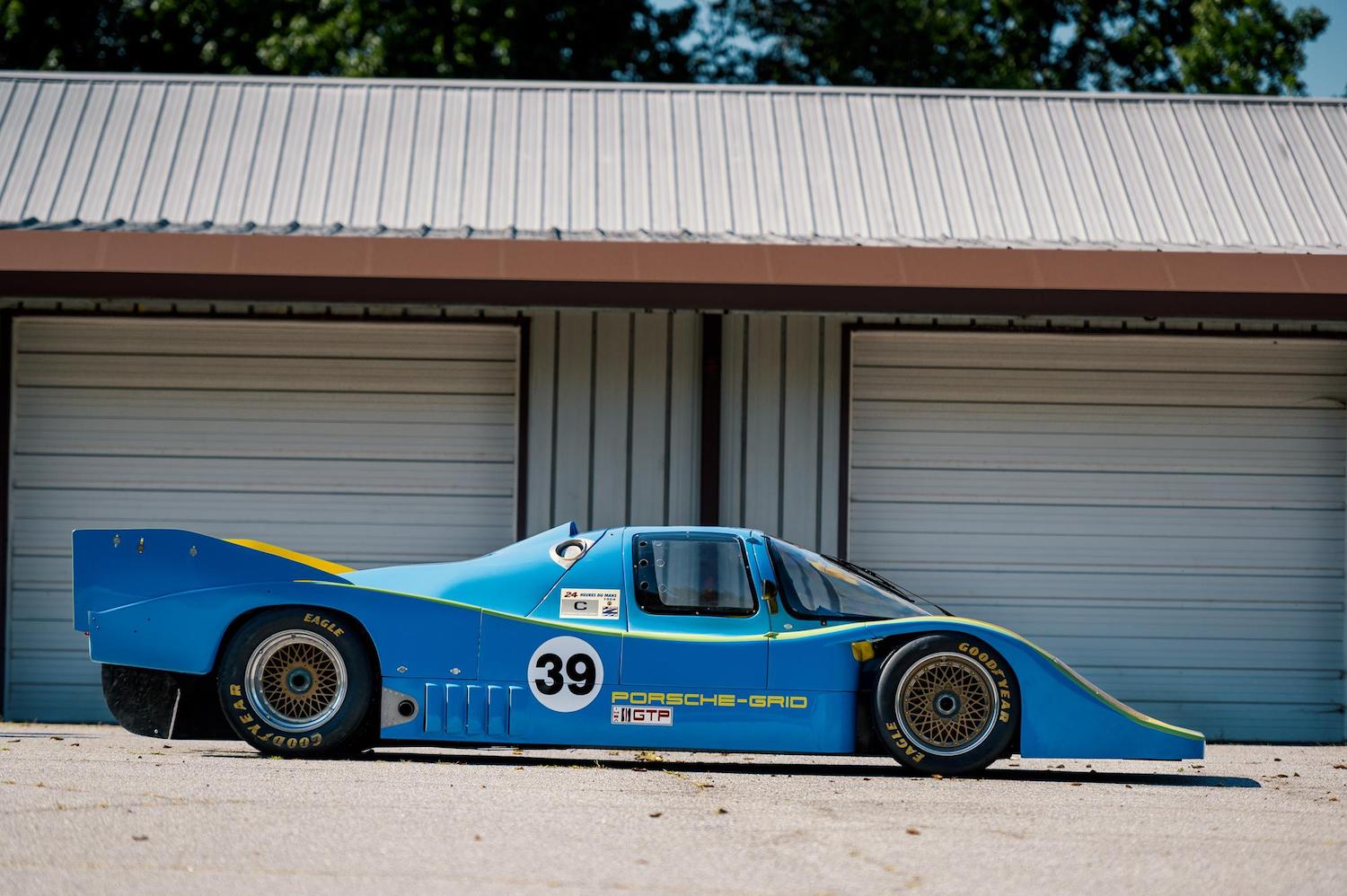 1983 Grid S2 Group C Prototype side-view