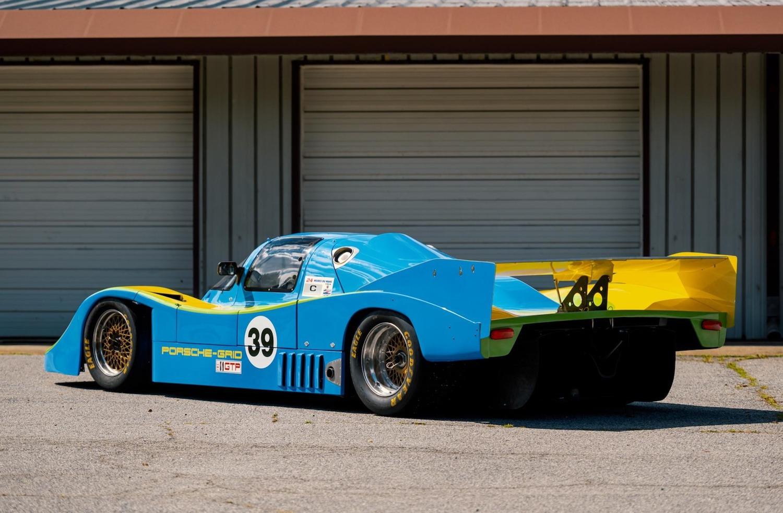 1983 Grid S2 Group C Prototype rear three-quarter