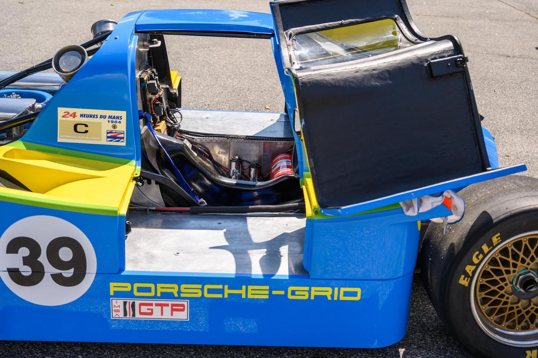 1983 Grid S2 Group C Prototype side-view open door