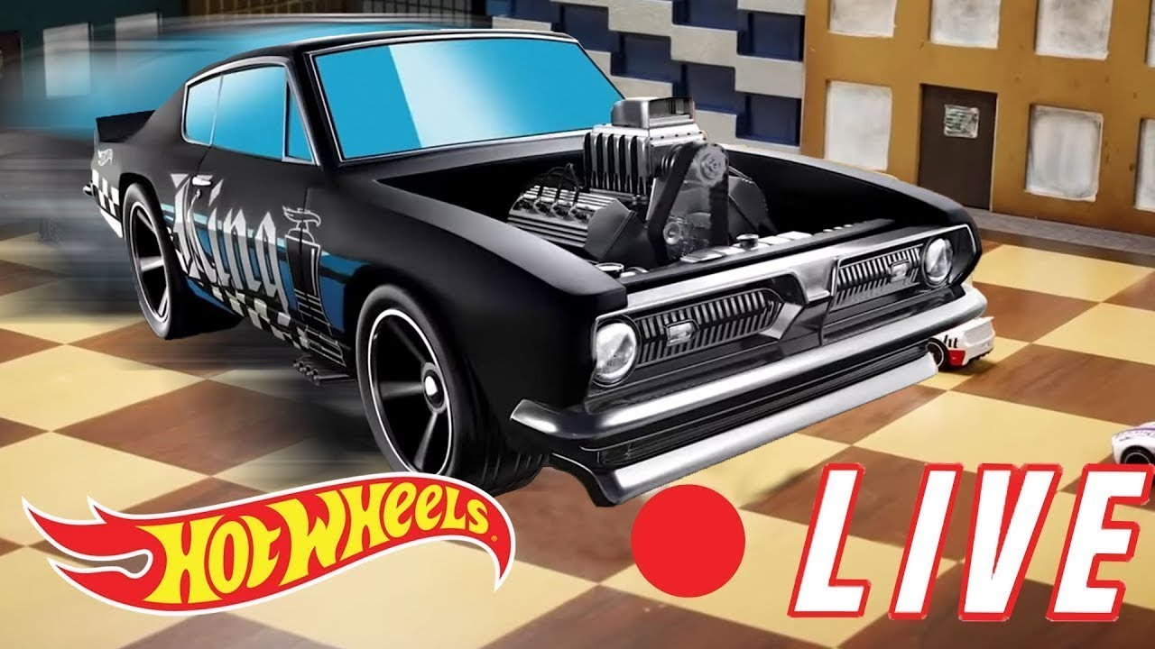 Hot Wheels stop-motion is top-tier time wasting thumbnail
