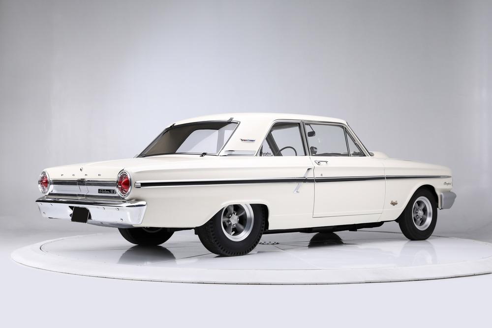 1964 Ford Fairlane Thunderbolt rear three-quarter