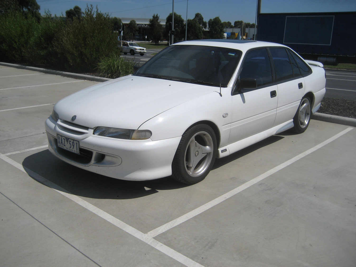 1995 Holden Commodore HSV Clubsport