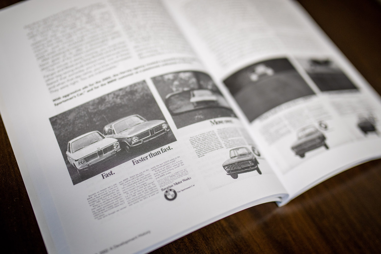 2002 bmw book open pages