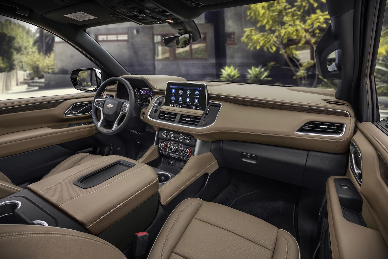 interior front dash