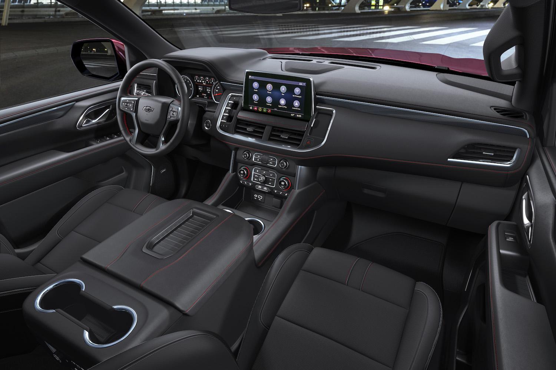 front black interior