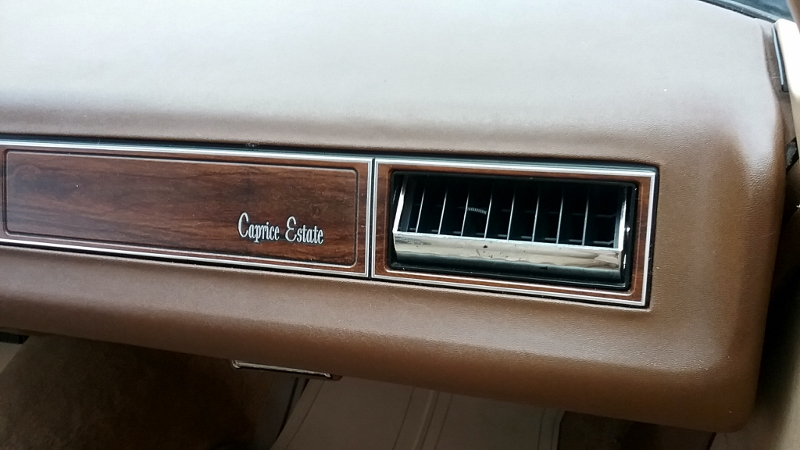1976 Chevrolet Caprice