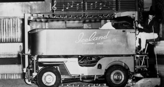 1952 Model C resurfacer