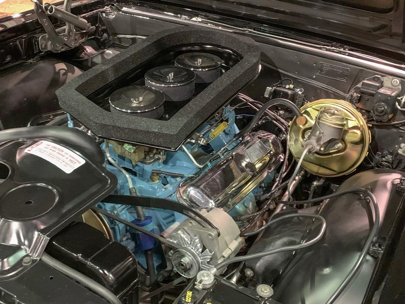 1965 Pontiac Ram Air GTO