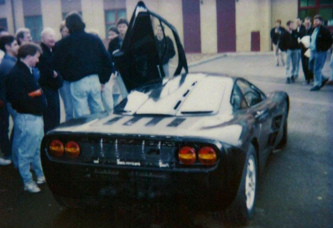 McLaren XP1