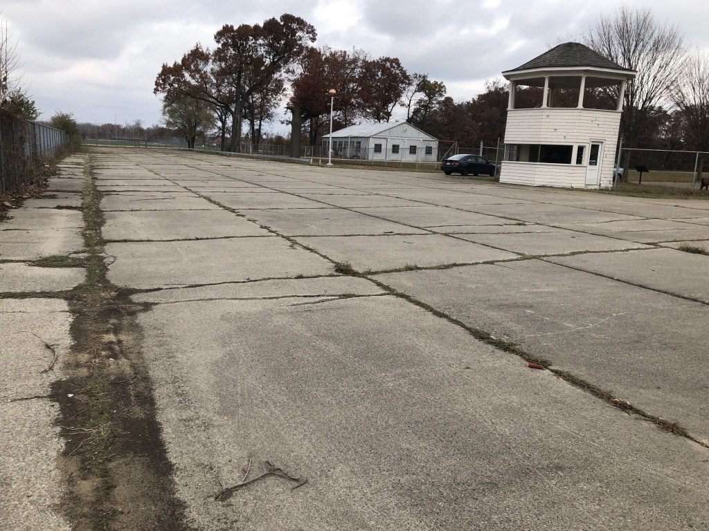 Packard Proving Grounds