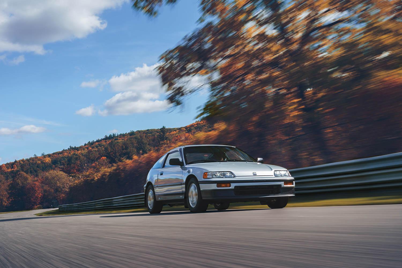 2020 Hagerty Bull Market selection: 1988–91 Honda CRX Si thumbnail