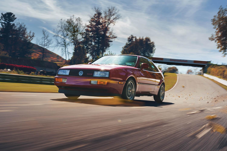 2020 Hagerty Bull Market selection: 1990–95 Volkswagen Corrado thumbnail