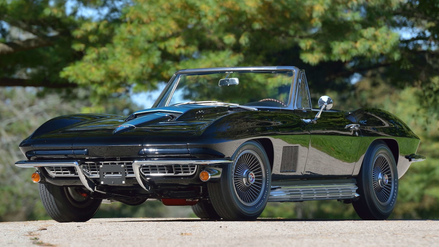 This first-ever L88 Corvette could sell for $3 million thumbnail