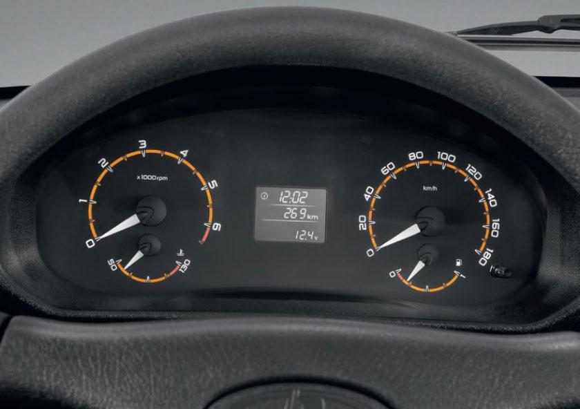 Lada updates the Niva