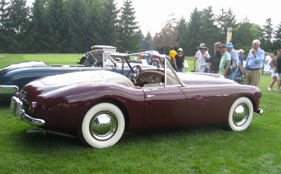 convertible side-view