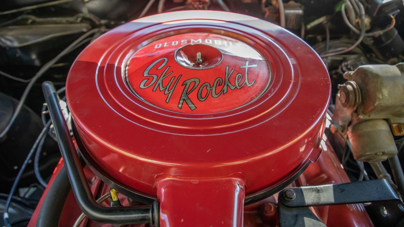 1964 Oldsmobile Starfire