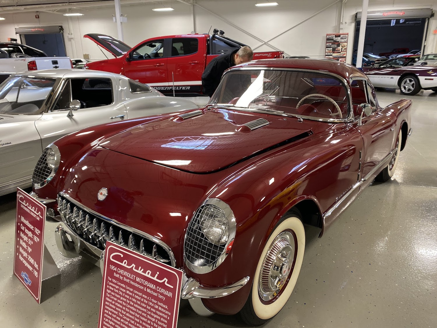 Yes, Chevy's funky Corvette Corvair was almost a thing thumbnail