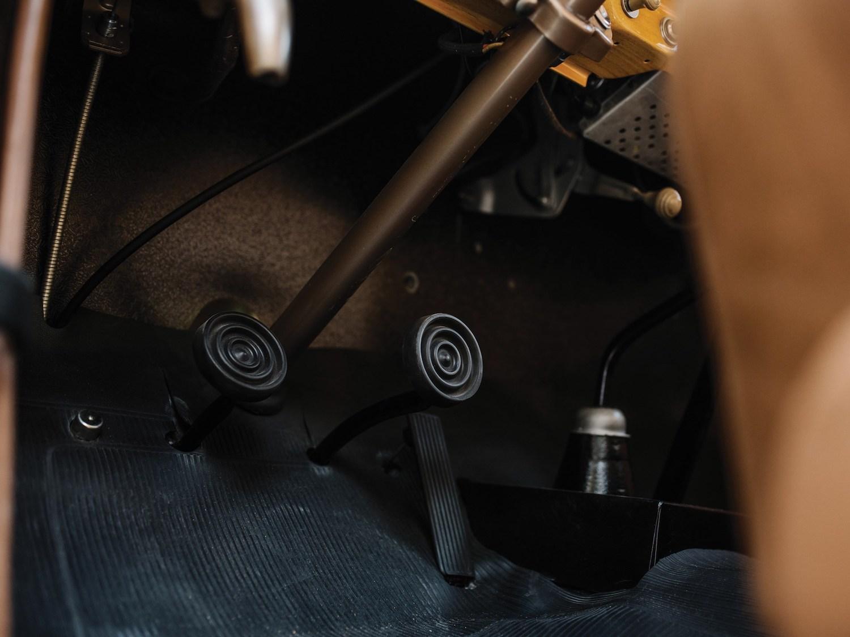 floor pedals