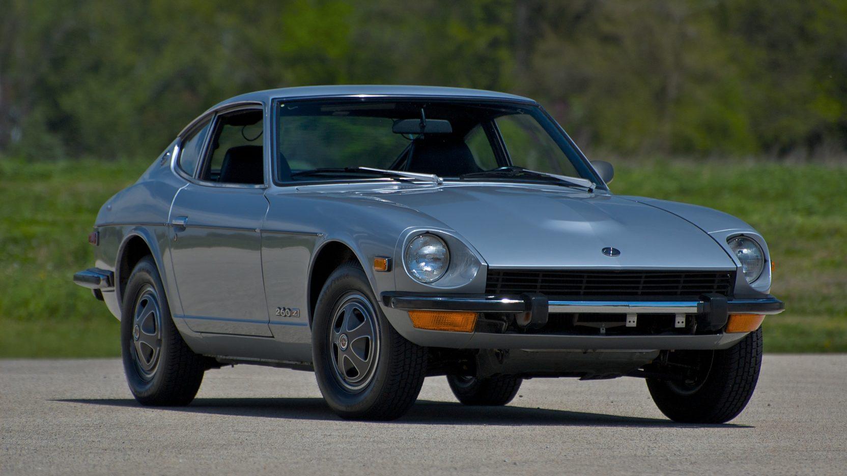 1974 Datsun 260Z coupe