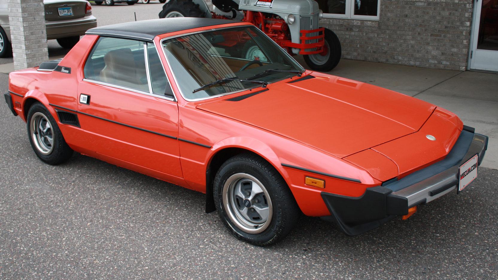 1979 Fiat X1/9