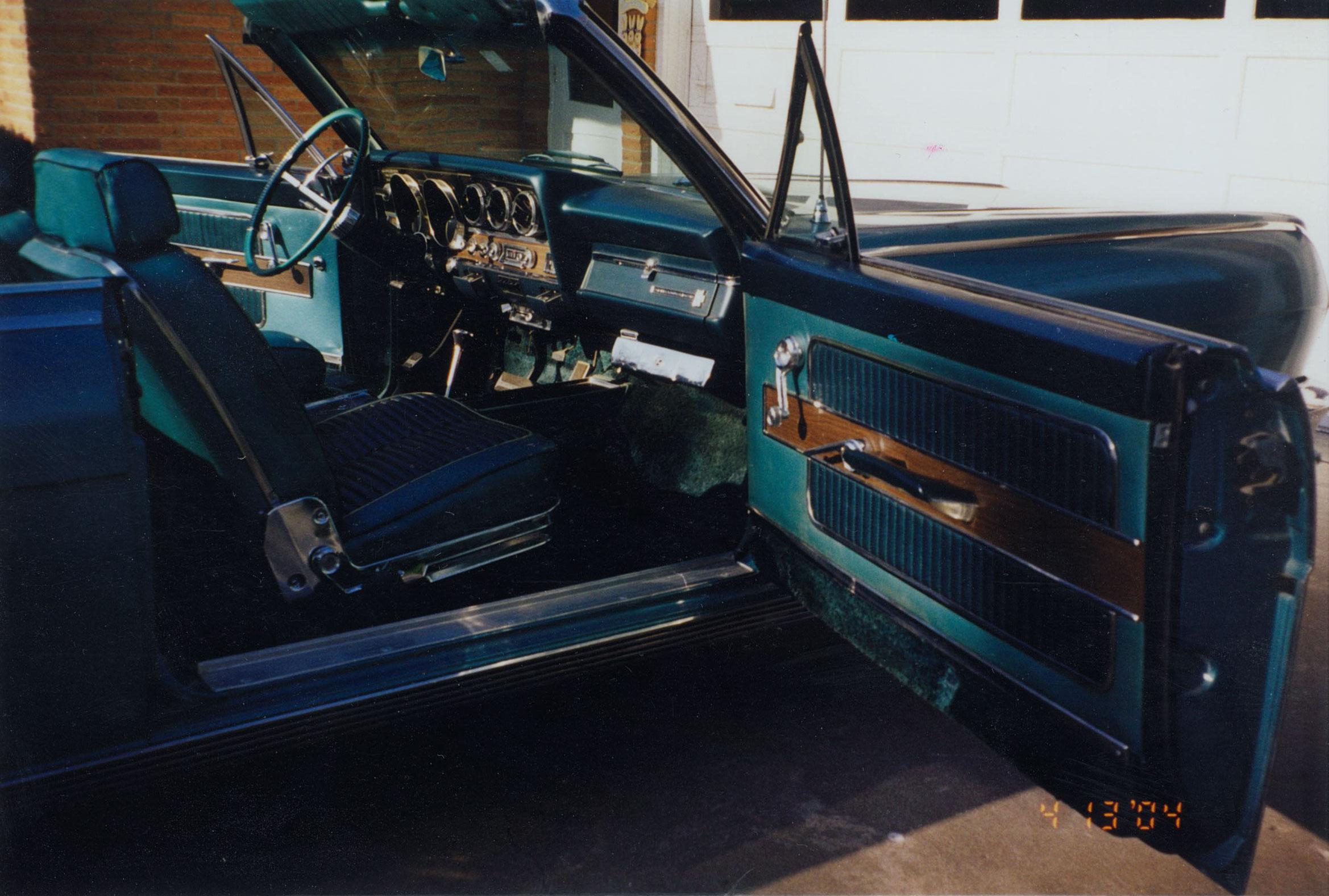 AMC Ambassador convertible