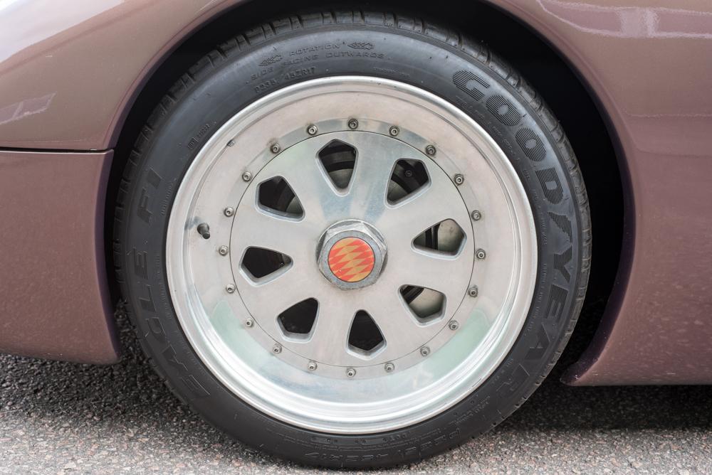 Koenigsegg K 2015 Prototype wheel