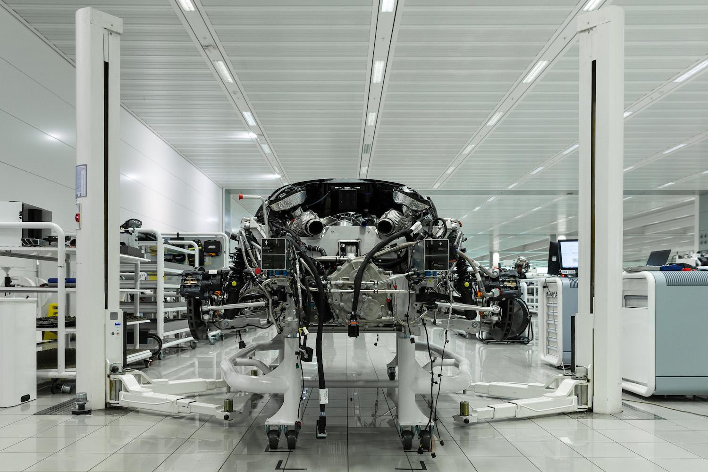 rear back-end disassembled