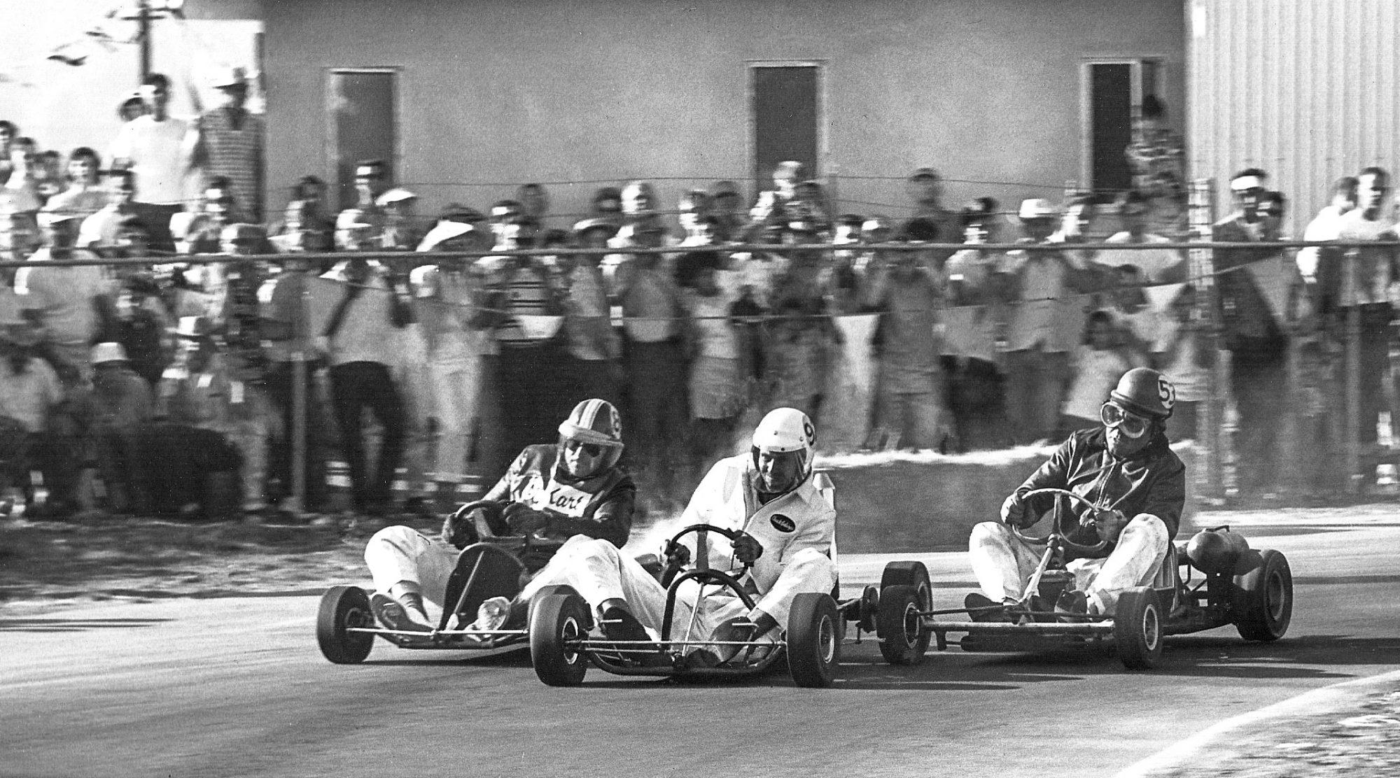 The Origins of Go-Karting