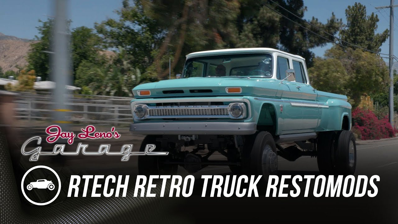 Here's 8300 pounds of '66 Chevy truck that GM wouldn't make thumbnail