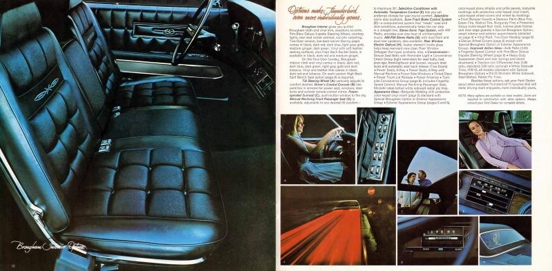 thunderbird ad interior