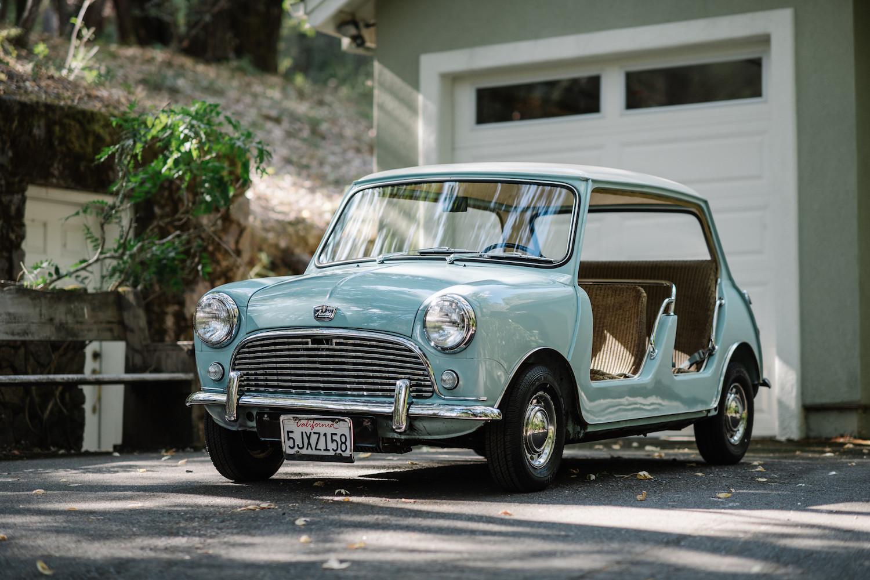 Is this Mini beach car really worth $230,000? thumbnail