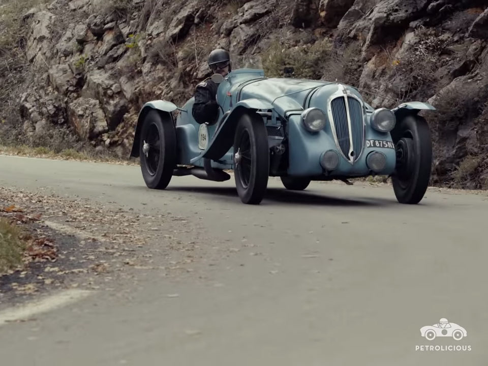 Pre-war racing at its best, with a French twist thumbnail