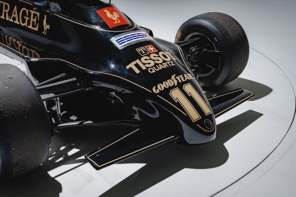 1981 Lotus 88B