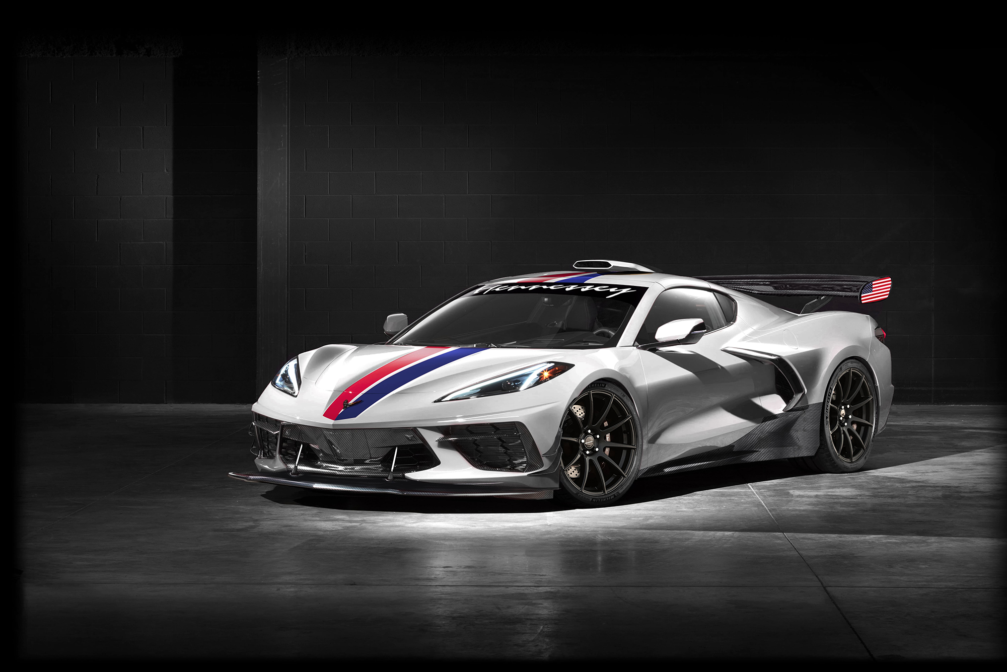 Can Hennessey deliver on its horsepower promises for the 2020 C8 Corvette? thumbnail