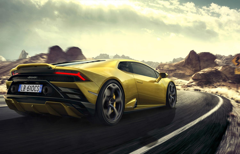 Lamborghini Huracán EVO Rear-Wheel Drive