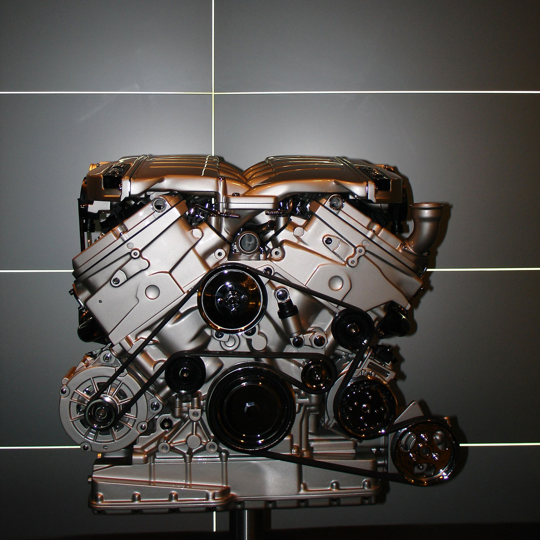 Watch Bentley hand-build its unique W-12 engine thumbnail