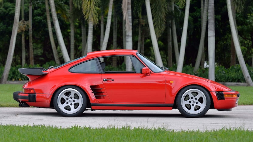 1988 Porsche 930 Turbo RUF BTR