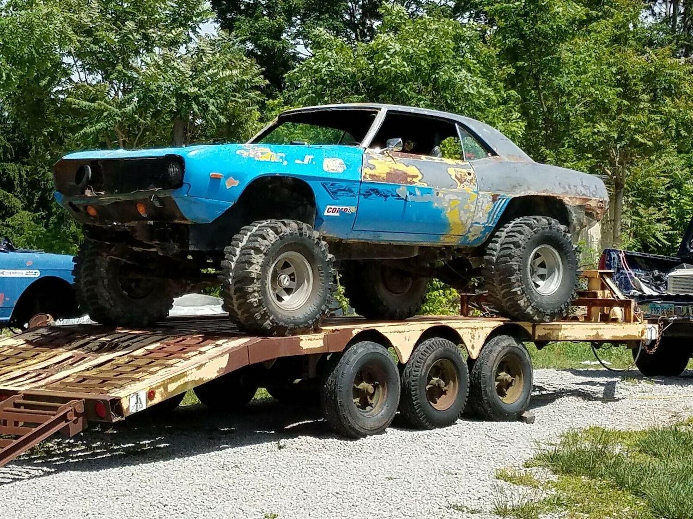 Mud-bogging '69 Camaro/K5 Blazer may be the off-roader of your dreams thumbnail