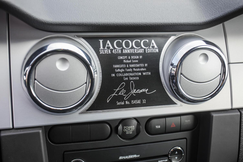 radio badge closeup