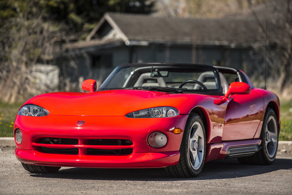 1993 Dodge Viper RT/10 roadster