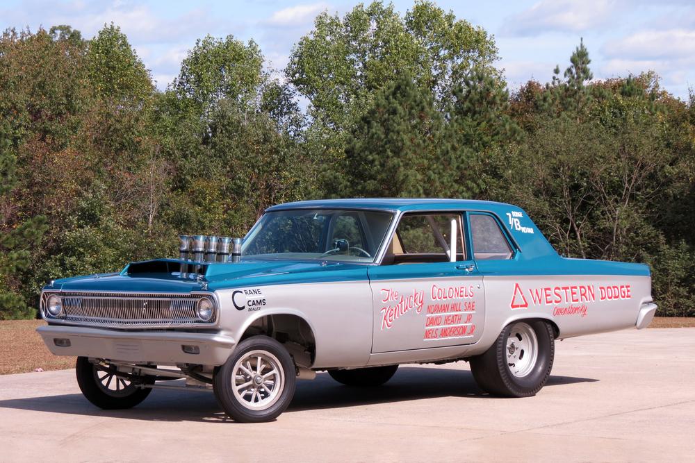 1965 Dodge Coronet Super Stock