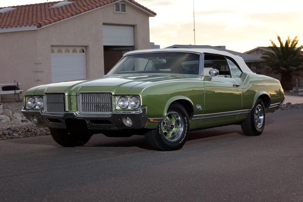 1970 Olds Cutlass SX 455
