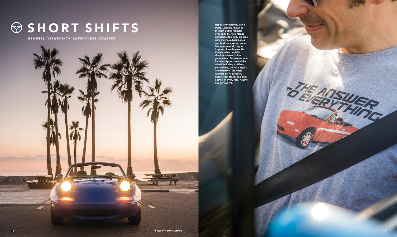 hagerty magazine short shifts story art