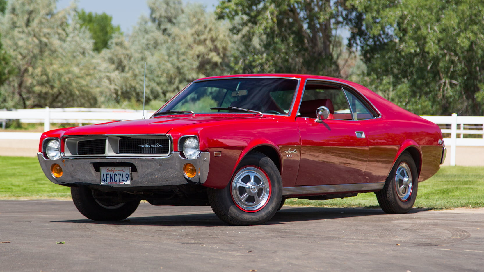 AMC Javelin values are steady as a rock thumbnail