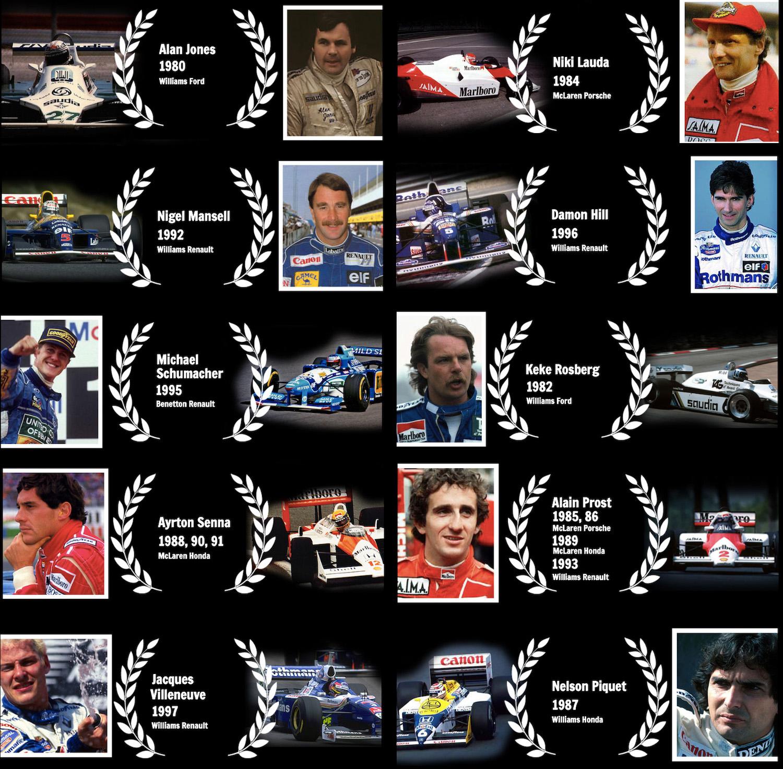 f1 racers Nardi-Personal