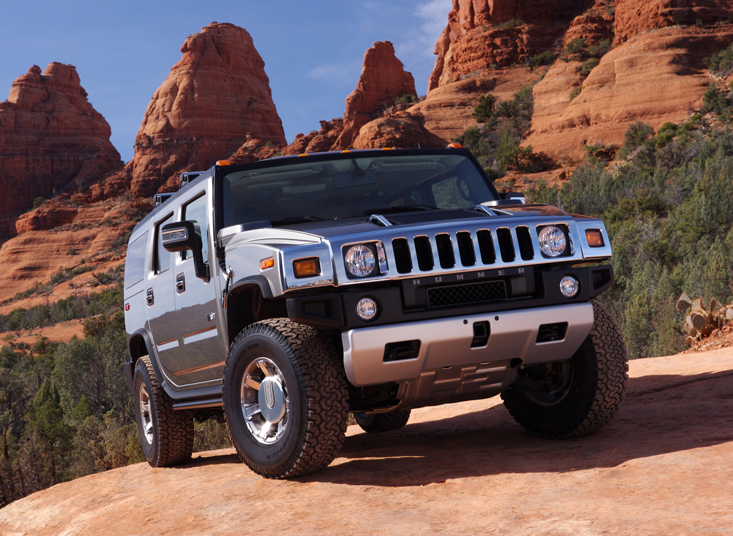 Hummer to return as all-electric pickup thumbnail