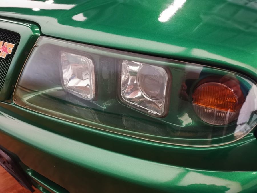 1992 Lancia Hyena Zagato headlight